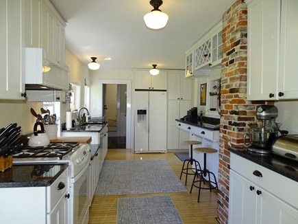 Orleans Cape Cod vacation rental - Fantastic cook's kitchen! gas, spice rack, gadgets, coffee +more