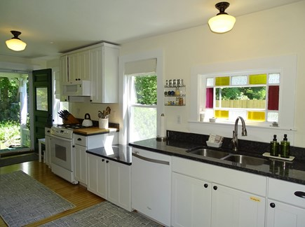 Orleans Cape Cod vacation rental - Modern kitchen with antique charm