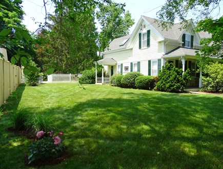 Orleans Cape Cod vacation rental - House w/ large lawn, fenced backyard, very private