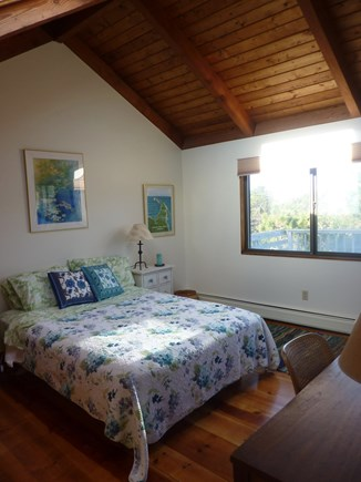 Truro Cape Cod vacation rental - Master bedroom