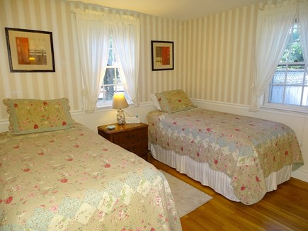 West Harwich Cape Cod vacation rental - Main floor twin bedroom