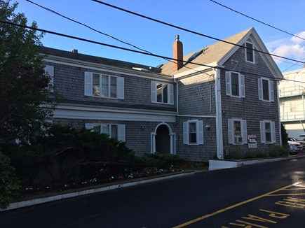 Provincetown Cape Cod vacation rental - Street View