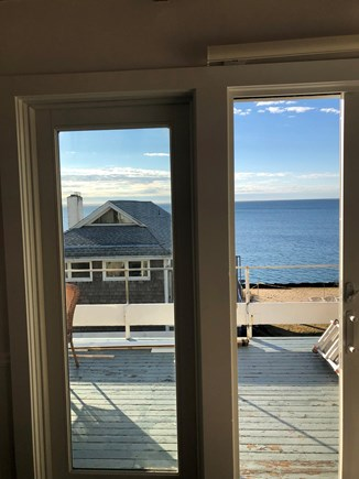 Provincetown Cape Cod vacation rental - Amazing views from deck / kitchen