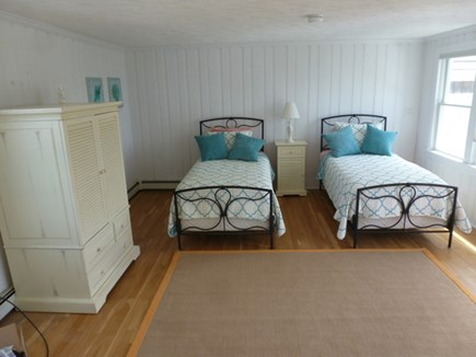 Falmouth Cape Cod vacation rental - Huge additional Bedroom/Playroom with Ocean and Garden Views!!