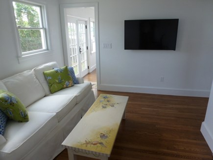 Falmouth Cape Cod vacation rental - 4K High-Def TV for those Quiet Moments!!
