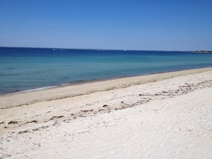 Falmouth Cape Cod vacation rental - Beautiful Ocean Right In Front of You!!