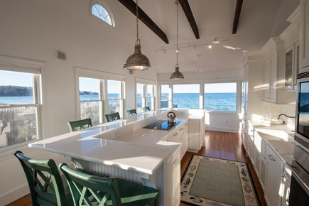 Falmouth Cape Cod vacation rental - The morning glow greets you each day
