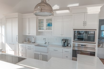 Falmouth Cape Cod vacation rental - Decide to cook? Do it in style and a view!