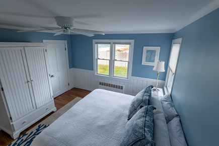 Falmouth Cape Cod vacation rental - Spacious Second Bedroom with Ocean Views