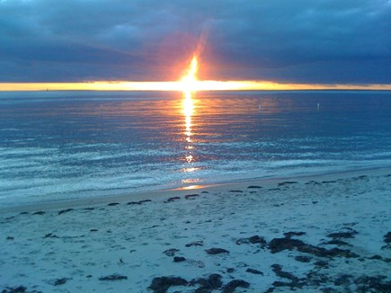 Falmouth Cape Cod vacation rental - Gorgeous Sunset!!