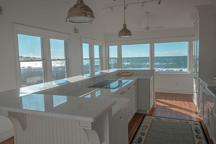 Falmouth Cape Cod vacation rental - Luxury Kitchen with Outstanding Ocean Views!!