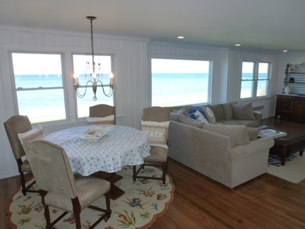 Falmouth Cape Cod vacation rental - 30' Living/Dining Room with Stunning Ocean Views!!