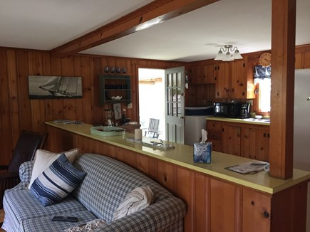 Falmouth Cape Cod vacation rental - Open concept before it was popular