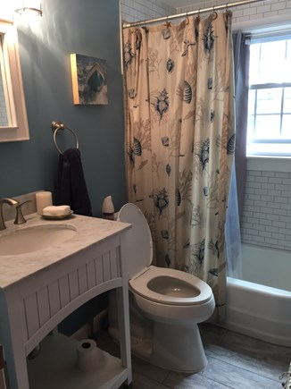 Falmouth Cape Cod vacation rental - Newly renovated bathroom