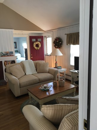 West Harwich Cape Cod vacation rental - Living area