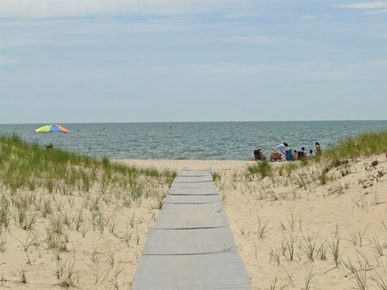West Harwich Cape Cod vacation rental - Just 3/10 mile to beautiful Belmont Road Beach on Nantucket Sound