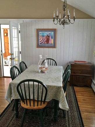 West Harwich Cape Cod vacation rental - Dining room