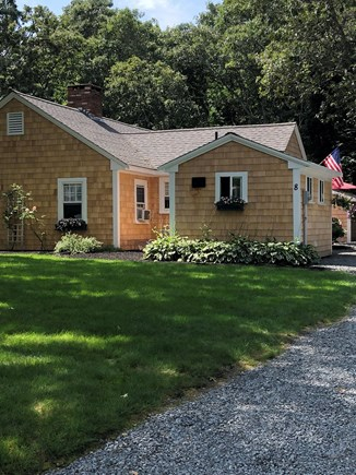 West Harwich Cape Cod vacation rental - Beautiful landscaped surroundings