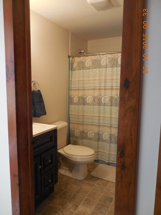 Dennis Cape Cod vacation rental - 2nd Floor Bathroom with Tub/Shower.