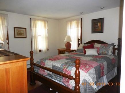 Dennis Cape Cod vacation rental - 2nd Floor Bedroom w/ Queen-Size Bed.