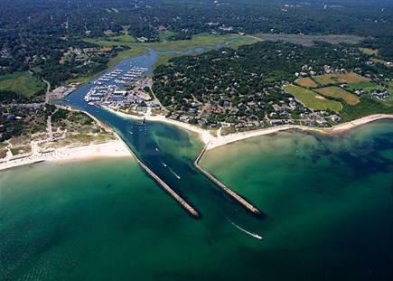 Dennis Cape Cod vacation rental - Nearby Sesuit Harbor, Cold Storage Beach, Sesuit Beach.