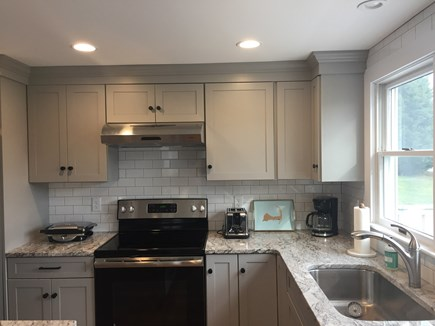 Chatham Cape Cod vacation rental - The kitchen is ready and waiting for you to enjoy.