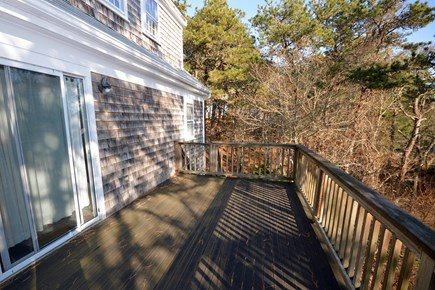 Chatham Cape Cod vacation rental - Large back deck for relaxing. Will have outdoor dining and grill.