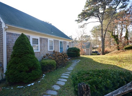 Chatham Cape Cod vacation rental - Front of the home - located on a quiet street