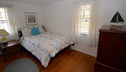 Chatham Cape Cod vacation rental - First floor bedroom with queen bed
