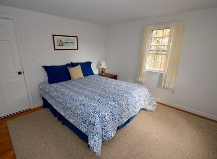 Chatham Cape Cod vacation rental - First floor spacious queen bedroom