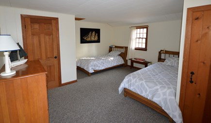 Chatham Cape Cod vacation rental - Second floor bedroom with 2 twins