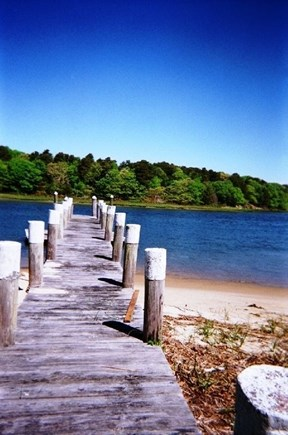West Dennis Cape Cod vacation rental - Dock and Pier