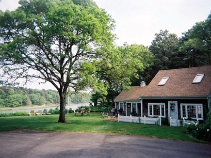 West Dennis Cape Cod vacation rental - Charming cottage on Bass River-gateway to Nantucket Sound