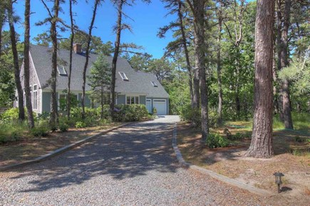 Wellfleet Cape Cod vacation rental - A wooded oasis close to beaches, ponds, and town center