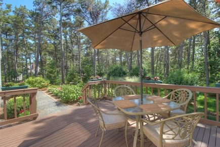 Wellfleet Cape Cod vacation rental - Unwind - with a deck and gardens all to yourself