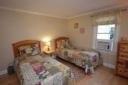 Orleans Cape Cod vacation rental - Bedroom with 2 twins on first floor