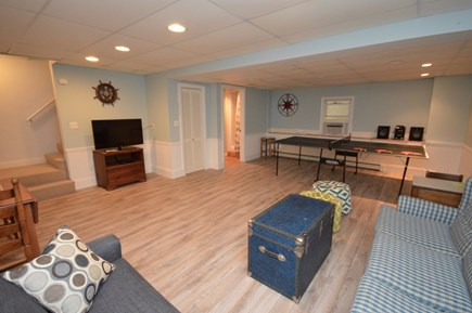 Orleans Cape Cod vacation rental - Lower level