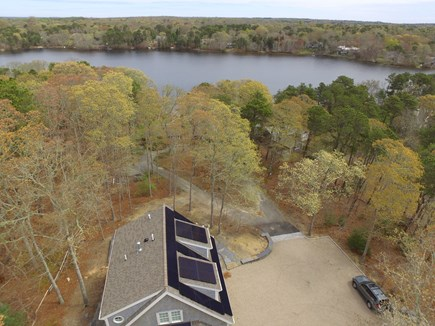 Orleans Cape Cod vacation rental - Aerial photo
