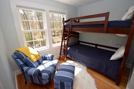 Orleans Cape Cod vacation rental - Queen bedroom bunk beds