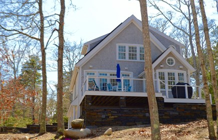 Orleans Cape Cod vacation rental - View on the lakeside