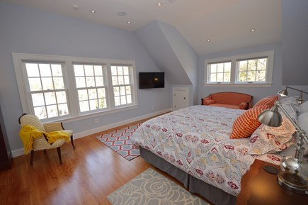Orleans Cape Cod vacation rental - Spacious Upstairs Master with King Bed and water views
