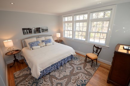 Orleans Cape Cod vacation rental - Main Floor Master with King Bed & en suite