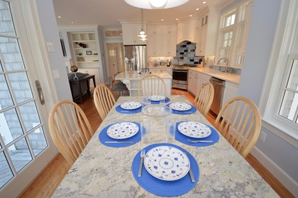 Orleans Cape Cod vacation rental - Light filled dining area off kitchen.