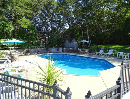 Barnstable Village Cape Cod vacation rental - Our favorite spot – relax and swim and dine