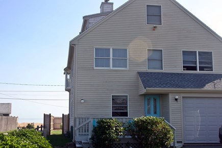 Sandwich, Town Neck Cape Cod vacation rental - Street view of house