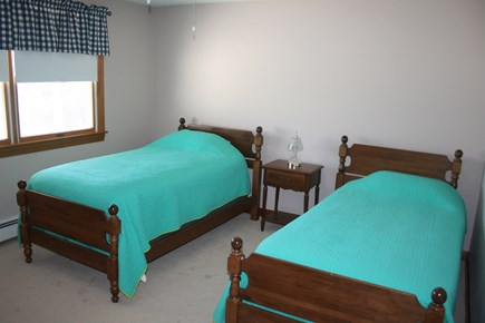 Sandwich, Town Neck Cape Cod vacation rental - 1st floor 2 twin beds