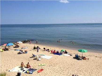 Dennisport Cape Cod vacation rental - Beautiful Sea Street Beach is just 2/10 mile away