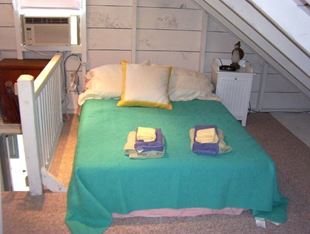 Dennisport Cape Cod vacation rental - Second Floor Loft Area with Full Bed