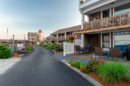 South Yarmouth Cape Cod vacation rental - Beautifully Landscaped Commons