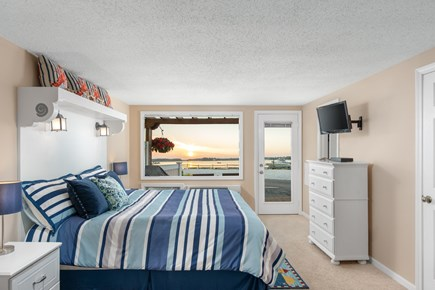 South Yarmouth Cape Cod vacation rental - Walk-out Lower Level Bedroom